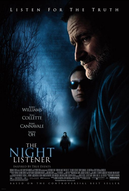 affiche du film The Night Listener