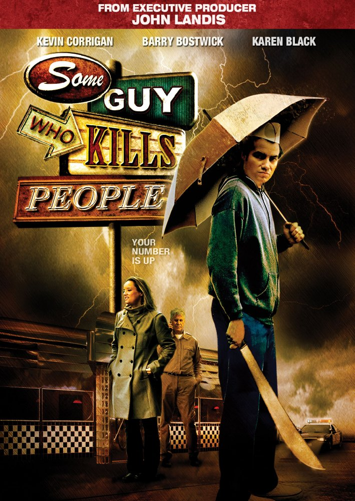 affiche du film Some Guy Who Kills People
