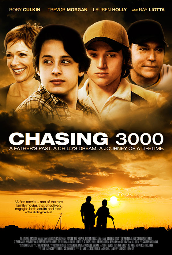 affiche du film Chasing 3000