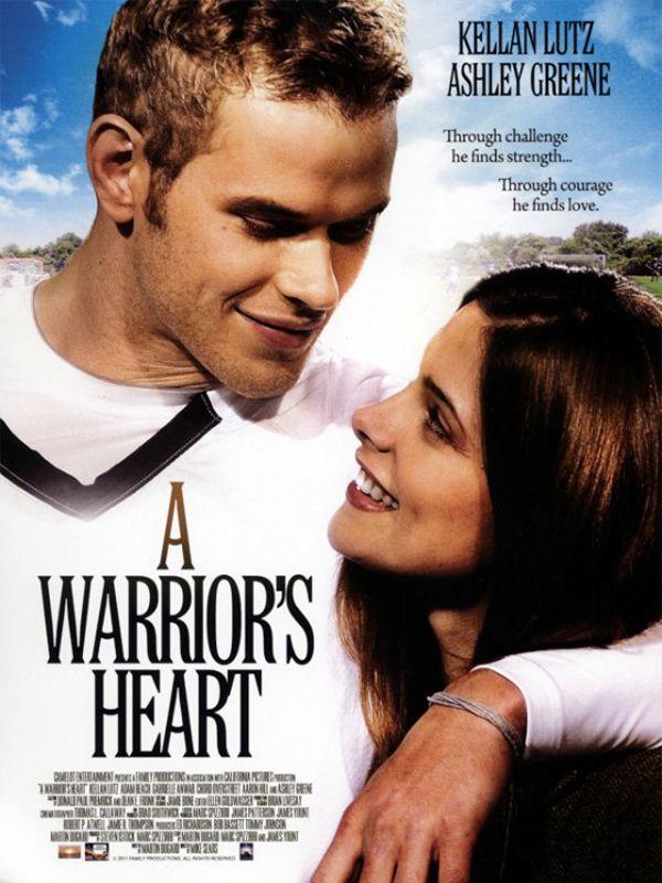 affiche du film A Warrior's Heart