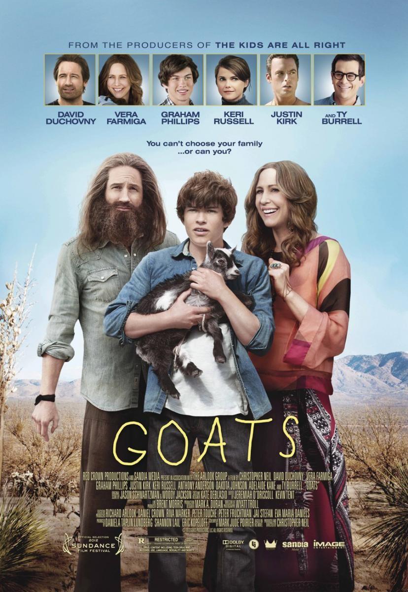 affiche du film Goats