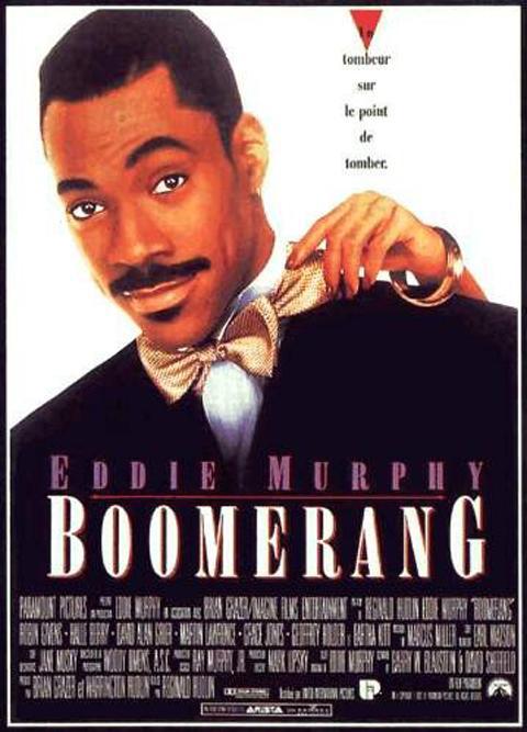 affiche du film Boomerang (1992)