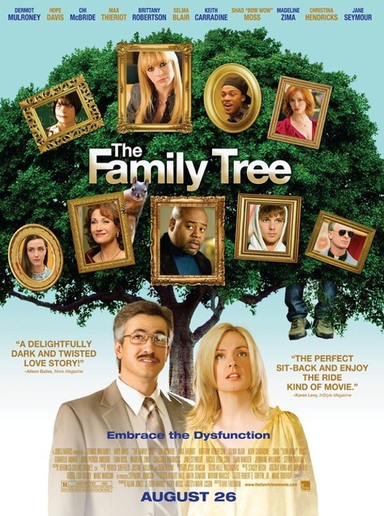 affiche du film The Family Tree