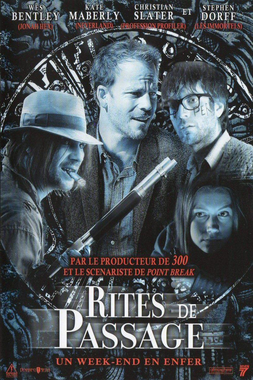 affiche du film Rites of Passage
