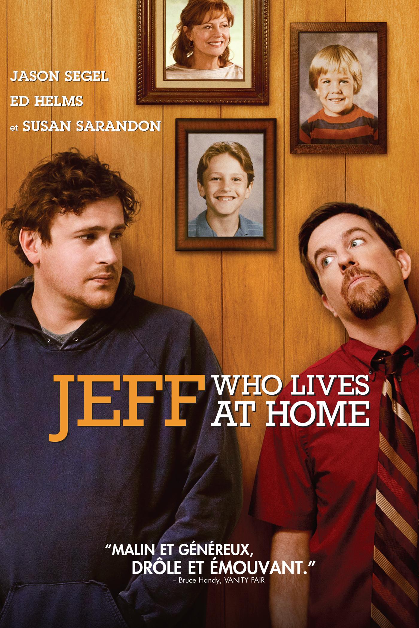 affiche du film Jeff Who Lives at Home