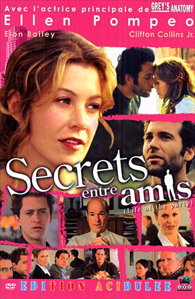 affiche du film Secrets entre amis