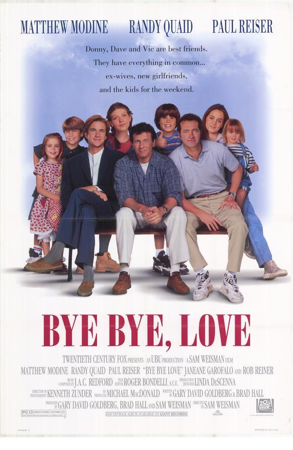 affiche du film Bye Bye, Love