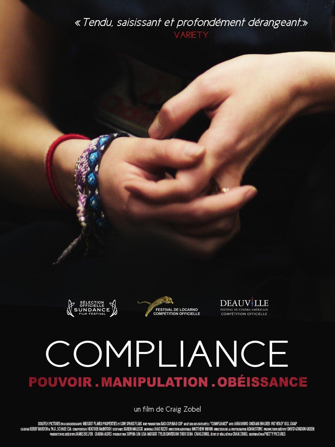 affiche du film Compliance