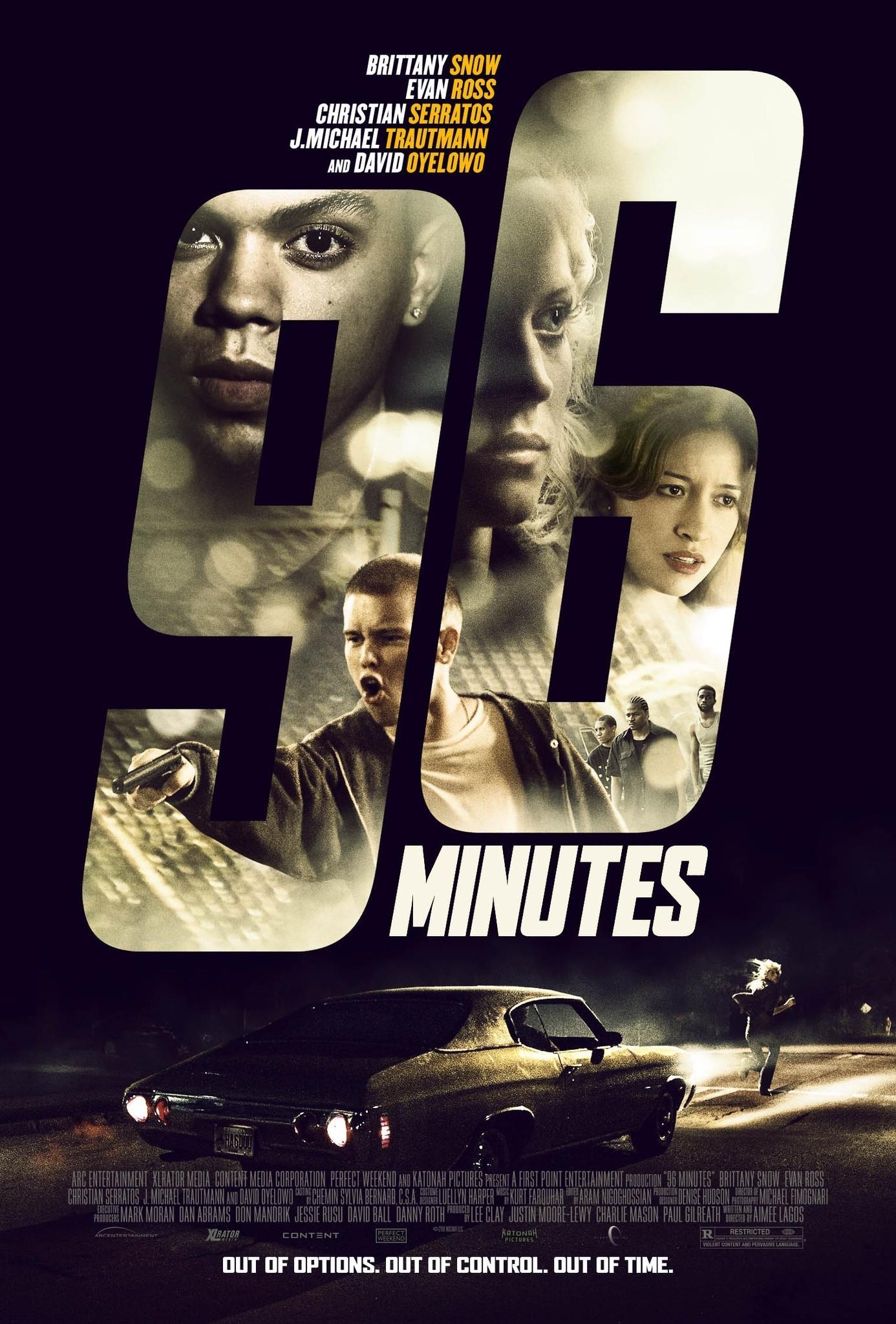 affiche du film 96 Minutes