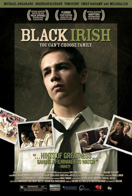 affiche du film Black Irish