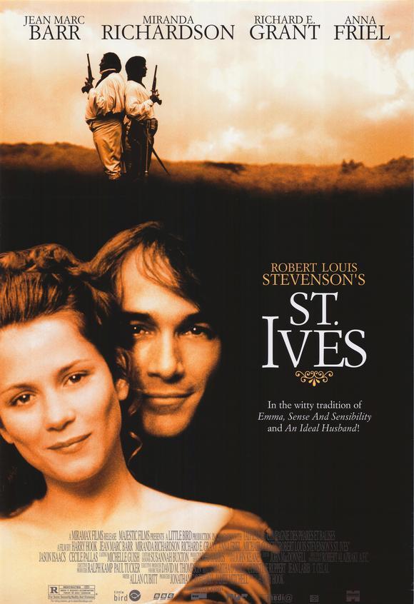 affiche du film St. Ives