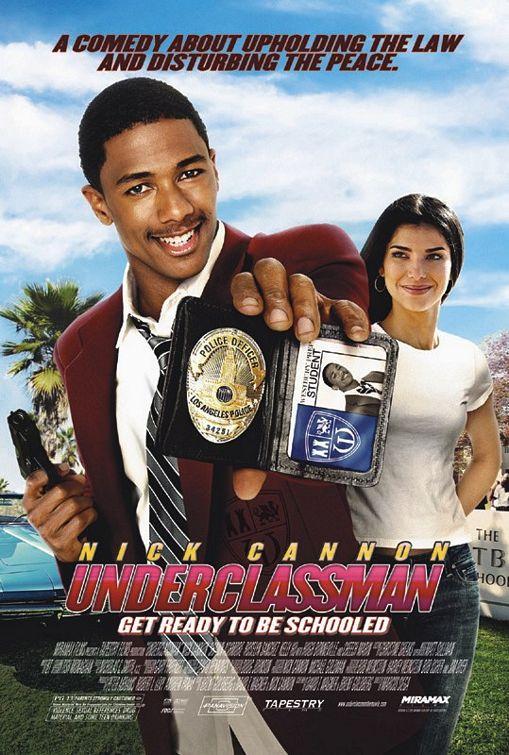 affiche du film Underclassman