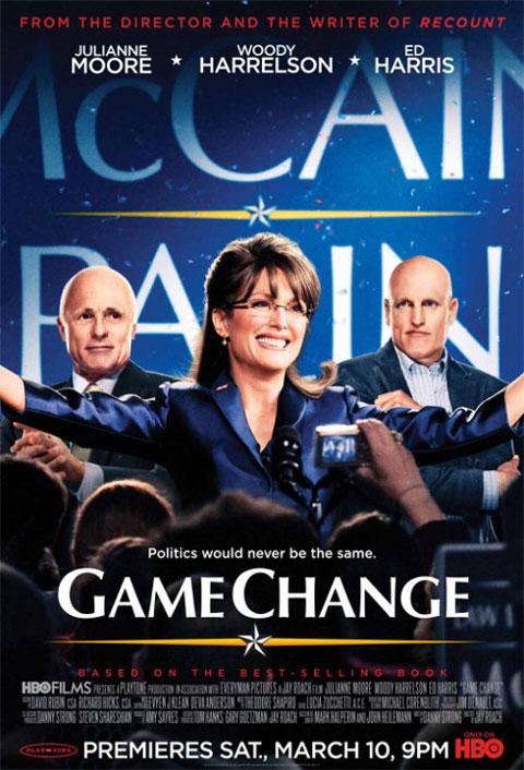 affiche du film Game Change (TV)