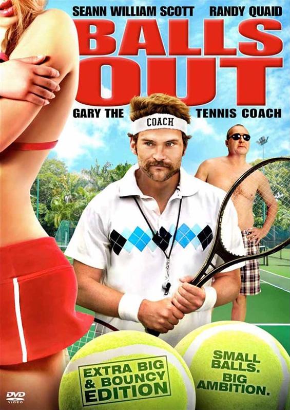 affiche du film Balls Out: Gary the Tennis Coach