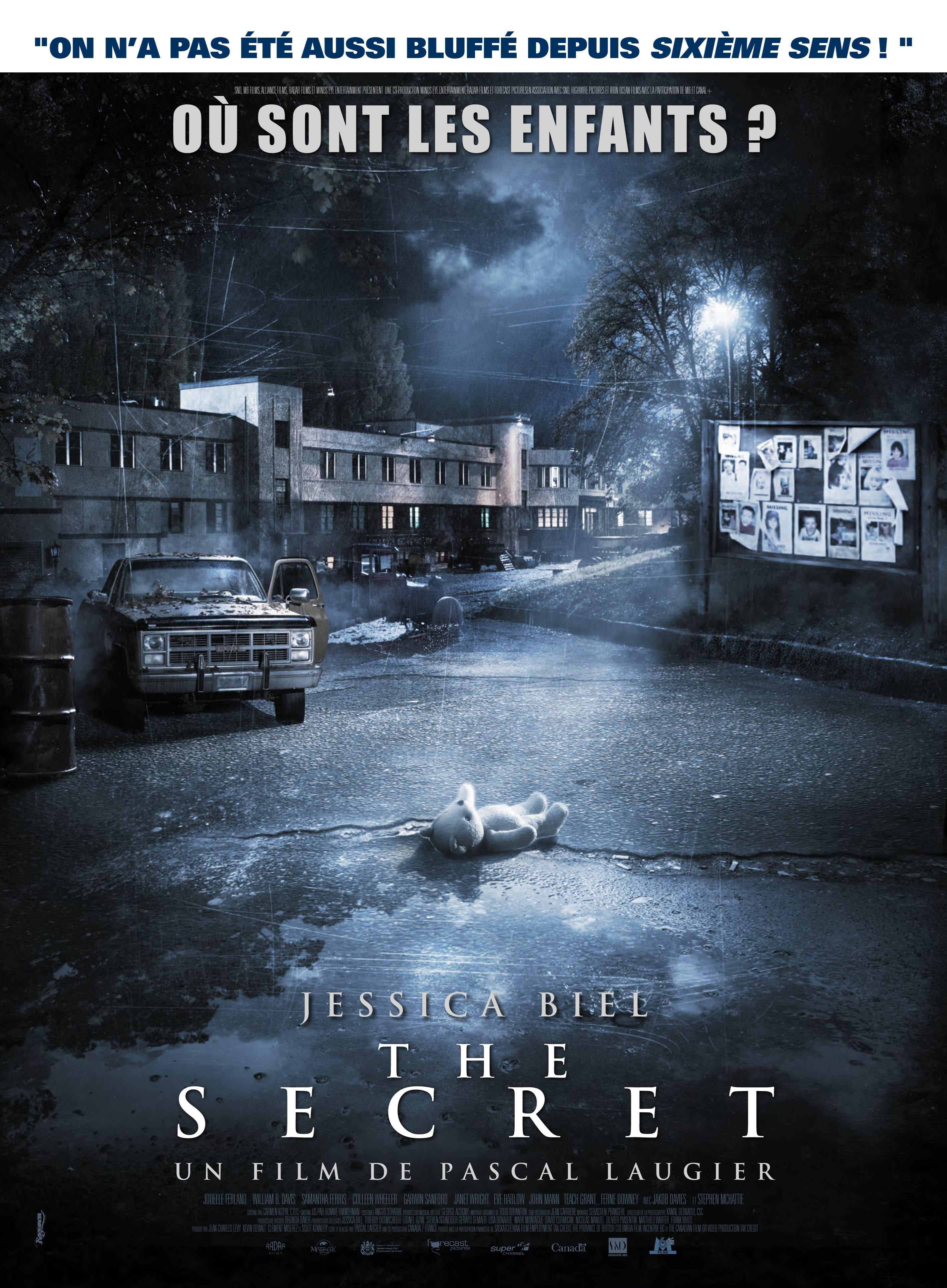 affiche du film The Secret