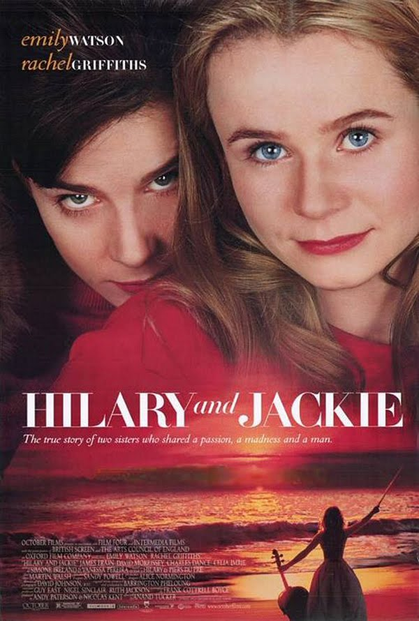 affiche du film Hilary and Jackie