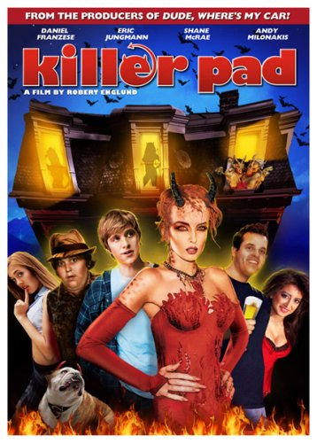 affiche du film Killer Pad