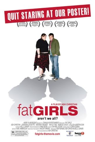 affiche du film Fat Girls