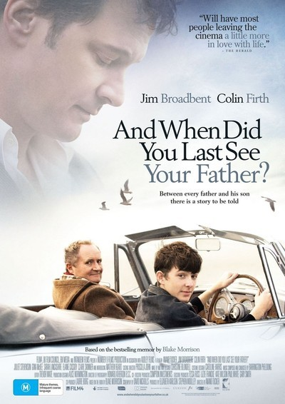 affiche du film And When Did You Last See Your Father?