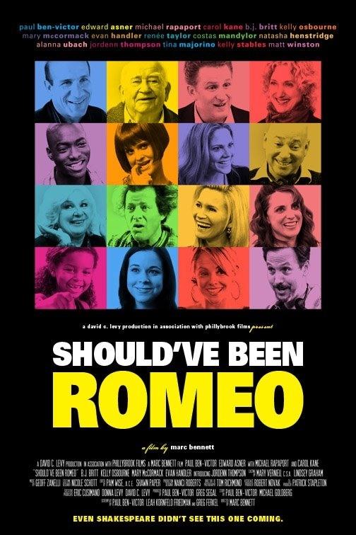 affiche du film Should've Been Romeo