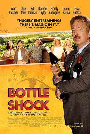 affiche du film Bottle Shock