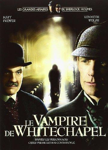 affiche du film Le vampire de Whitechapel (TV)