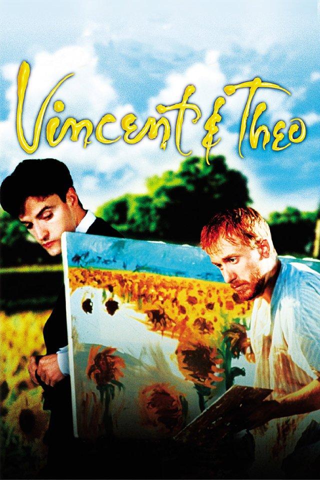 affiche du film Vincent et Théo
