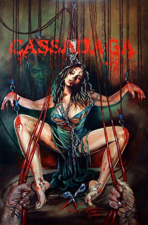 affiche du film Cassadaga