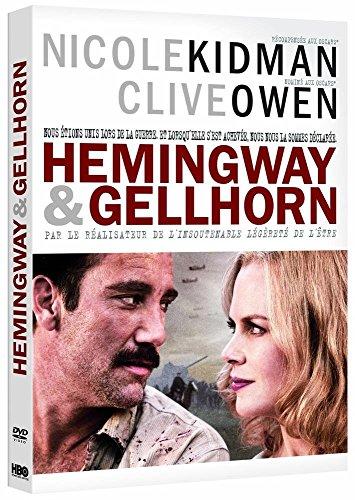 affiche du film Hemingway & Gellhorn (TV)