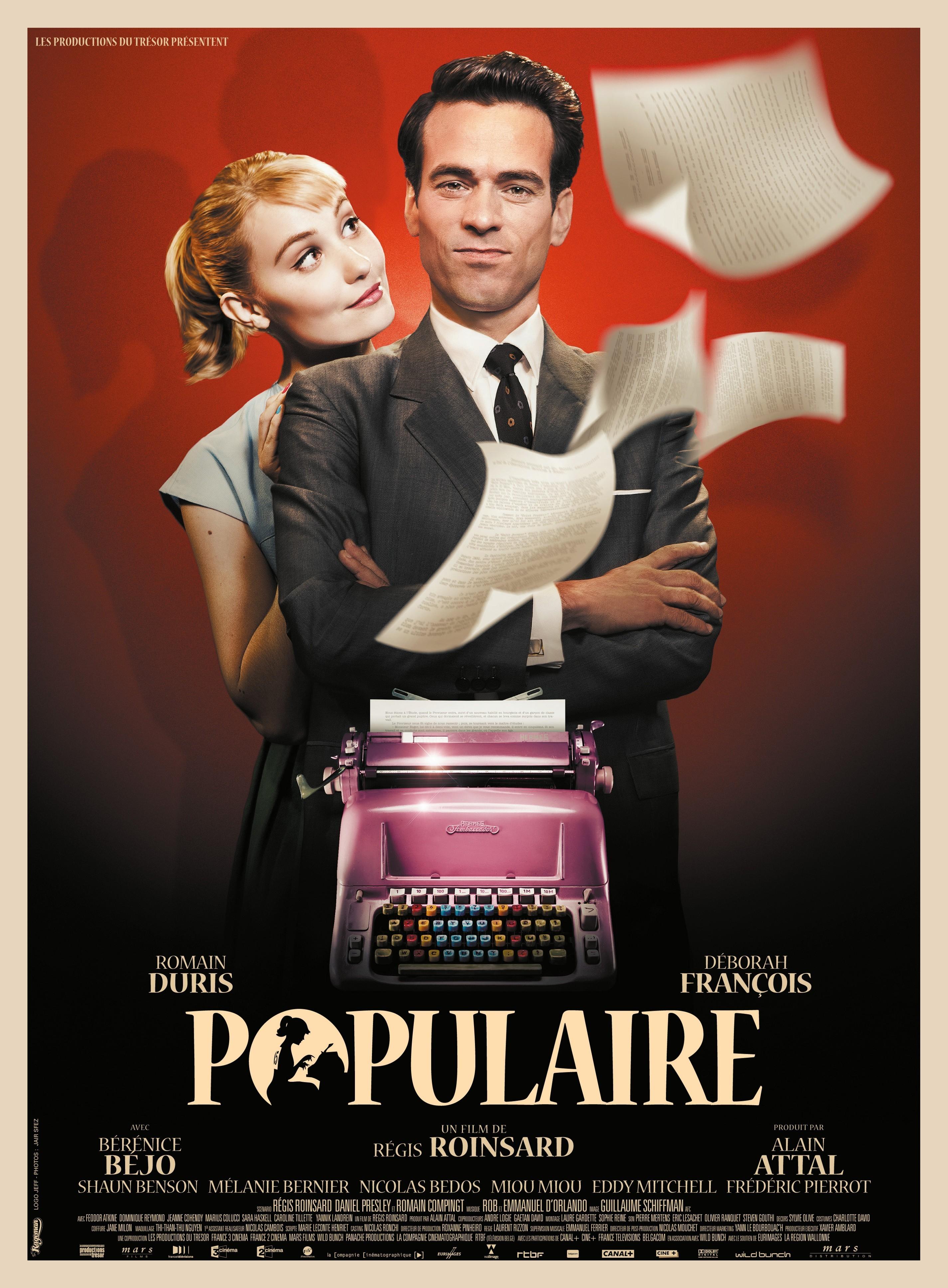 affiche du film Populaire