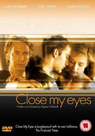 affiche du film Close My Eyes
