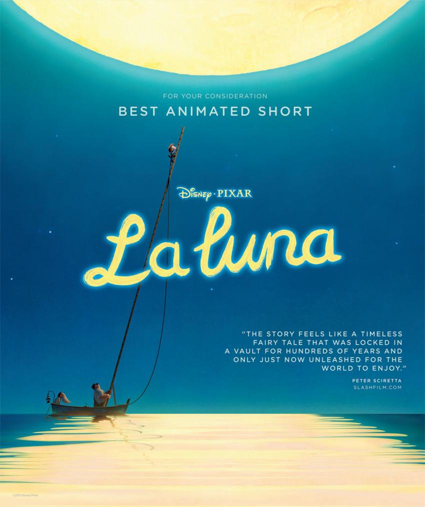 affiche du film La Luna
