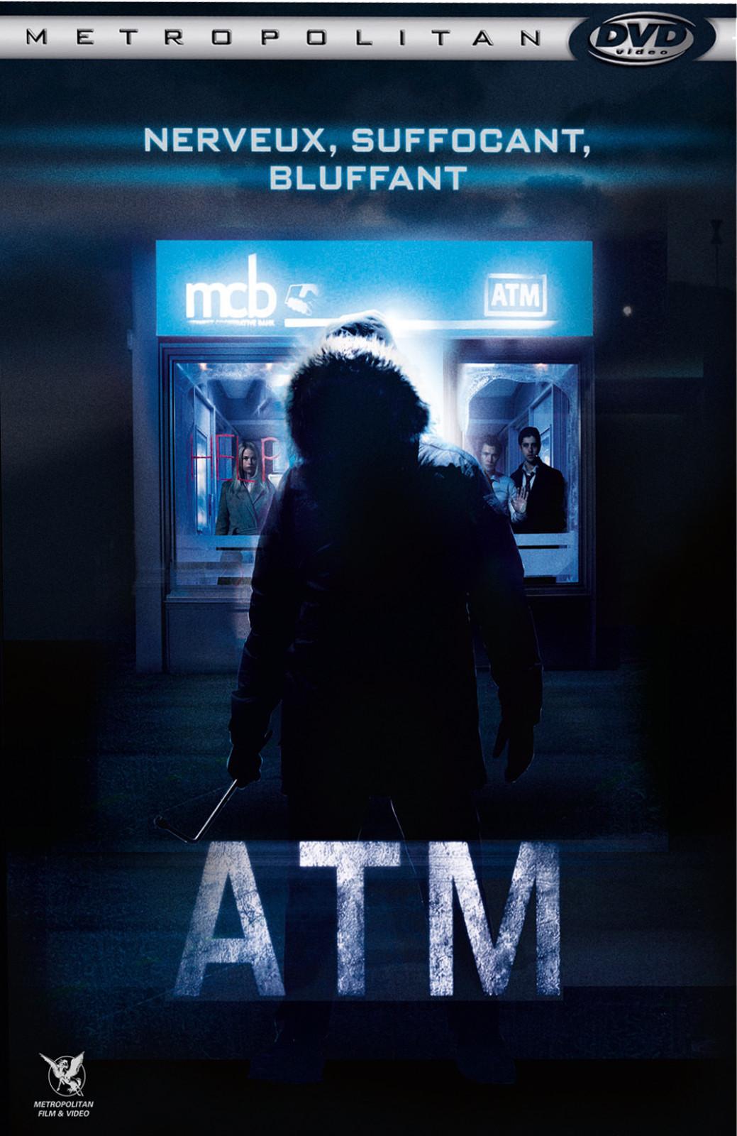affiche du film ATM