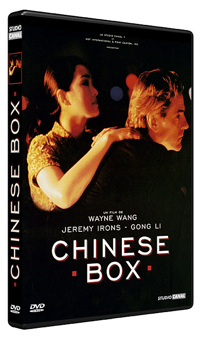 affiche du film Chinese Box