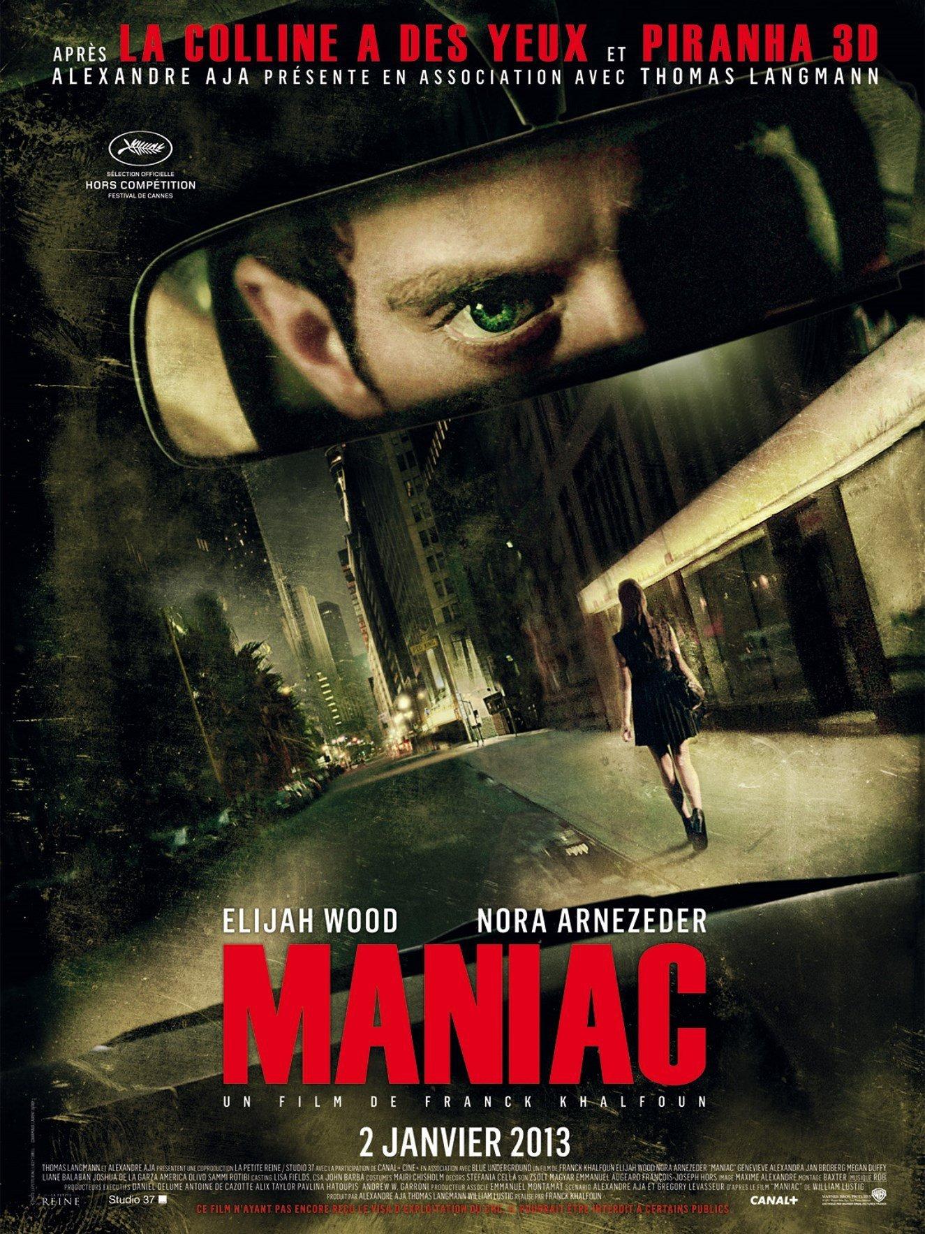 Maniac Film 2012