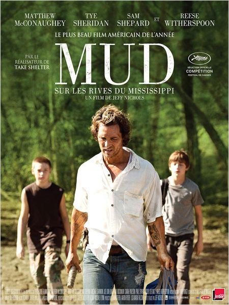 affiche du film Mud, Sur les rives du Mississippi