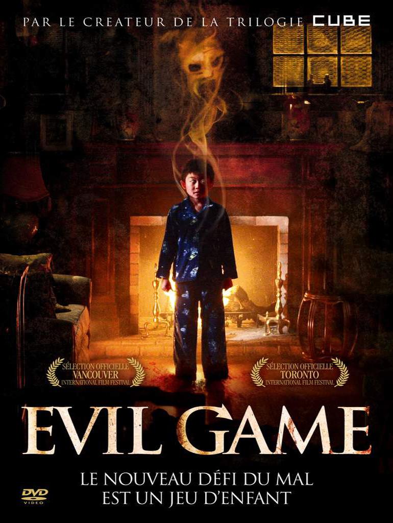 affiche du film Evil Game