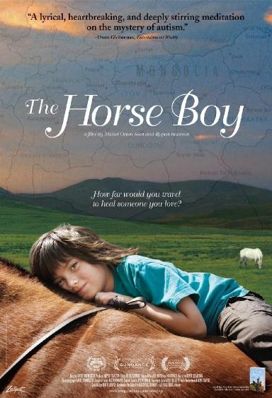 affiche du film The Horse Boy