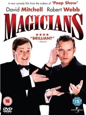 affiche du film Magicians
