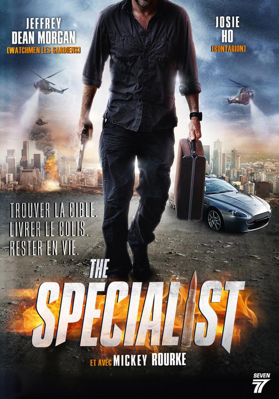 affiche du film The Specialist