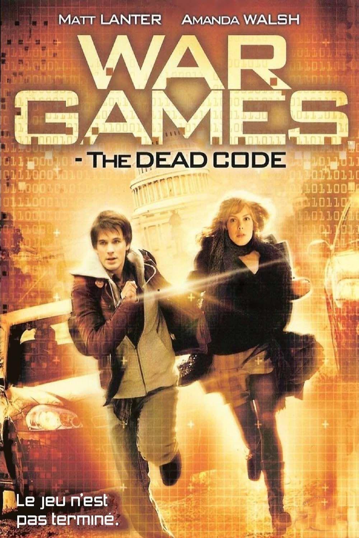 affiche du film Wargames: The Dead Code