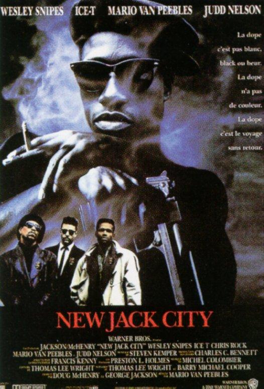 affiche du film New Jack City