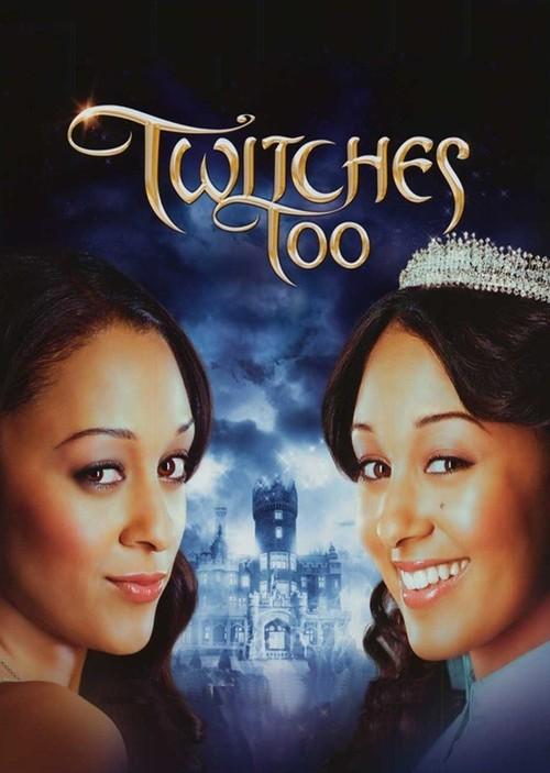 affiche du film Des amours de sœurcières 2 (TV)