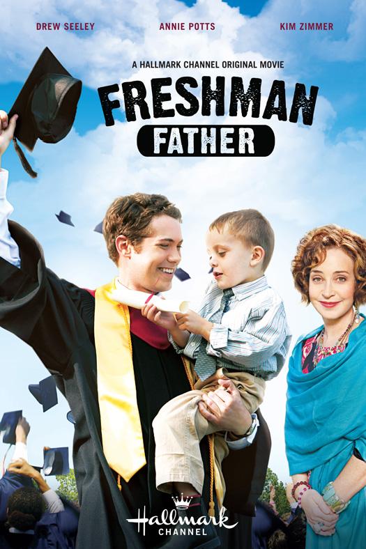 affiche du film Père avant l'heure (TV)