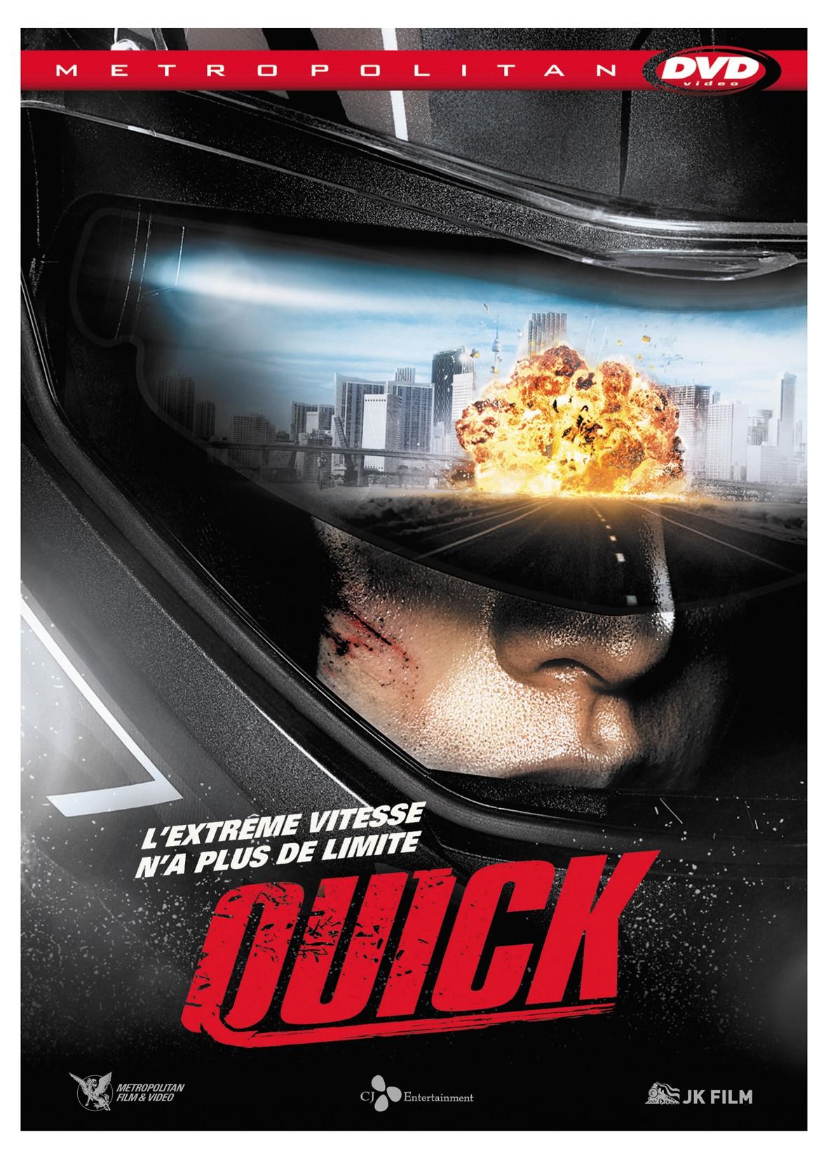 affiche du film Quick