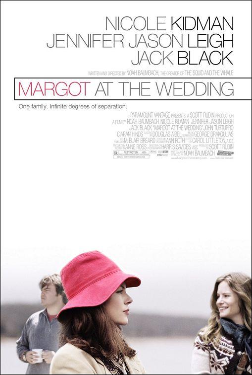 affiche du film Margot va au mariage
