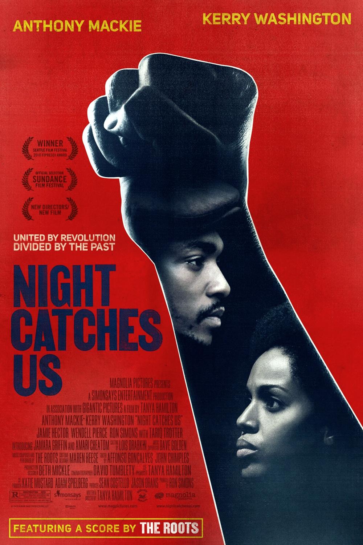 affiche du film Night Catches Us