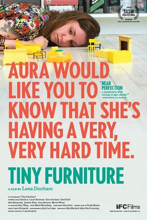 affiche du film Tiny Furniture