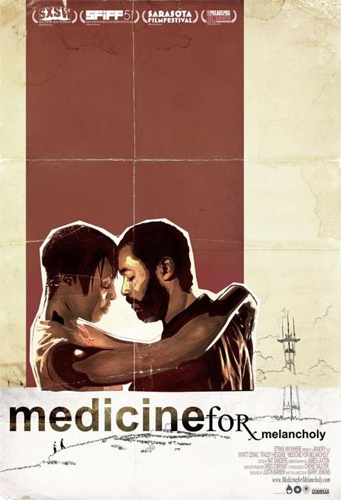 affiche du film Medicine for Melancholy