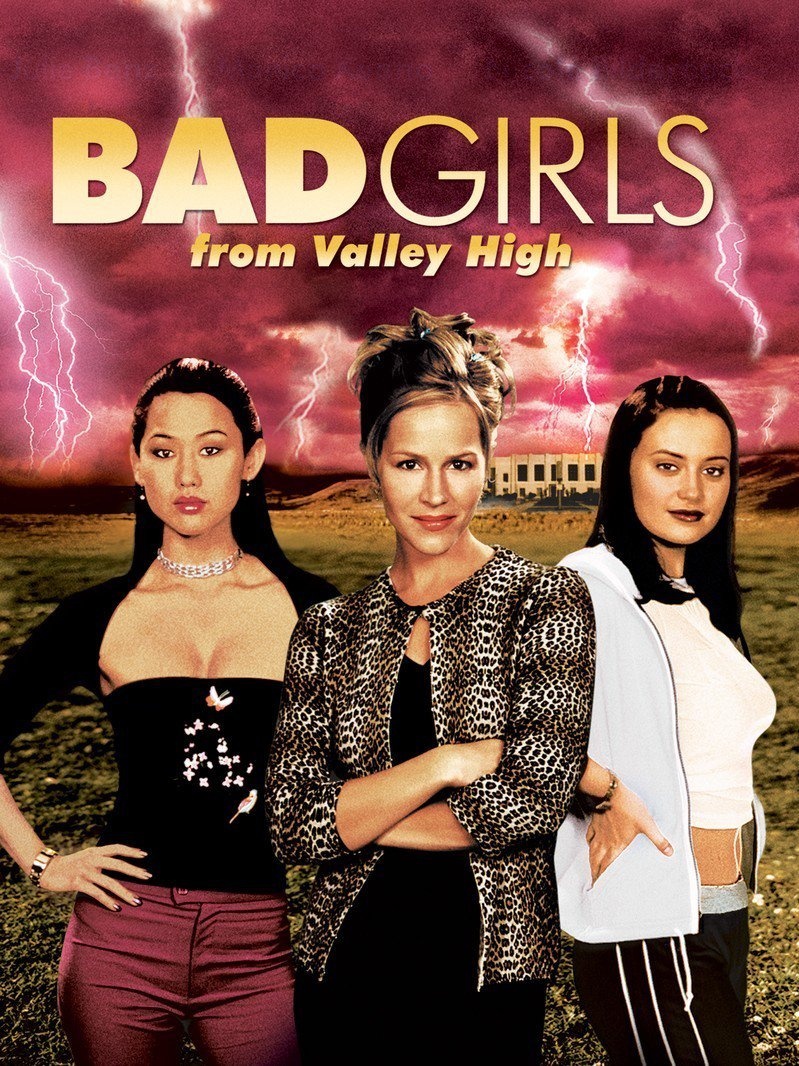 affiche du film Bad Girls from Valley High